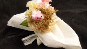 Beautiful Birdie Napkin Rings
