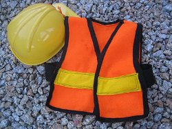 Construction Worker Vest