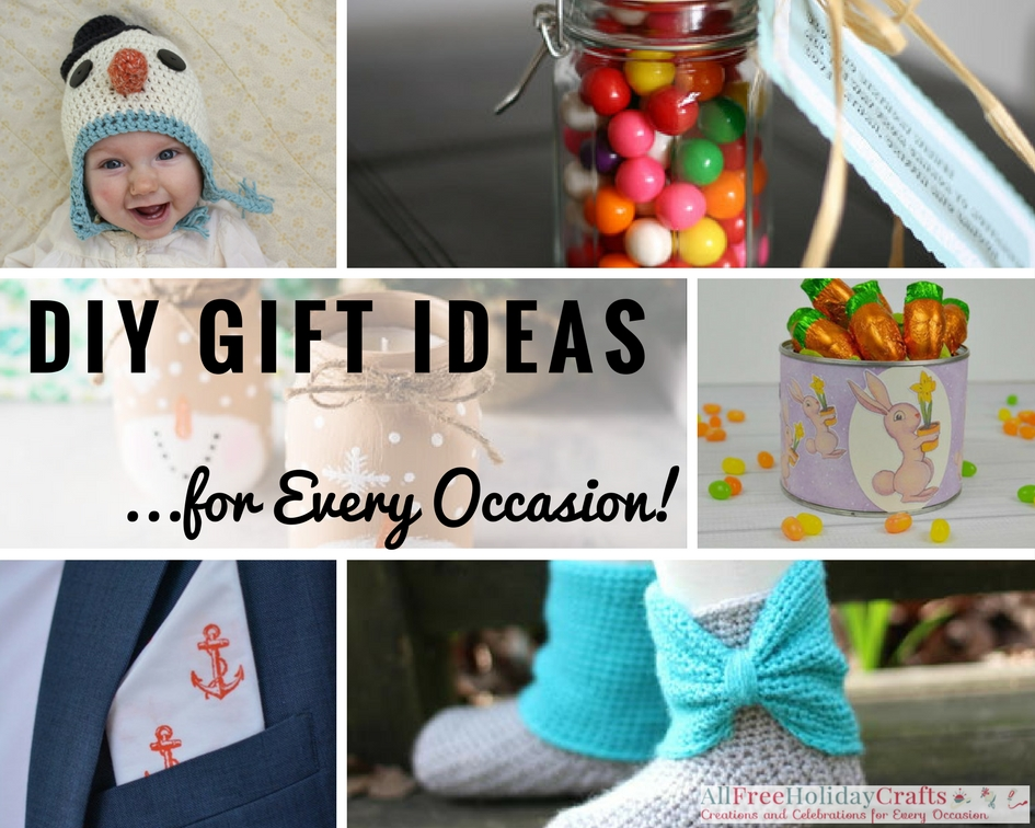 48 DIY Gift Ideas for Every Occasion