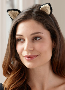 Easy Kitty Cat Headband