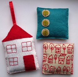 Little Sachet Stocking Stuffers