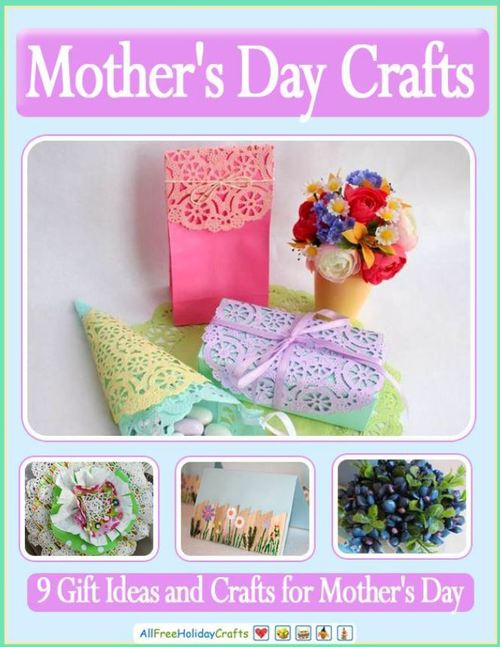 Mother's Day Crafts eBook