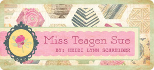 Miss Teagen Sue Collection Pack AllFreeHolidayCrafts Giveaway: Miss Teagen Sue Collection