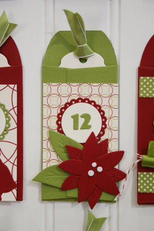In the pocket advent calendar for All free holiday crafts