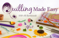 Quilling Made Easy Online Class