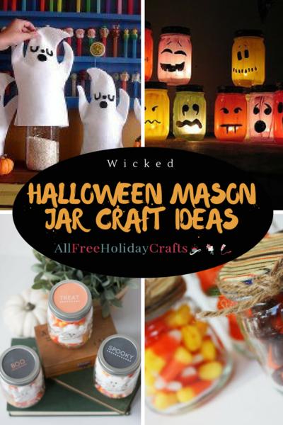 Cute Lil Candy Jars Allfreeholidaycrafts Com