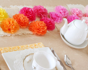 Mother's Day Tea Party Decorations